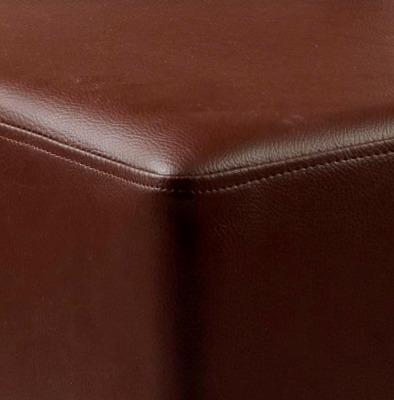 Dijon Wine Leather Detail