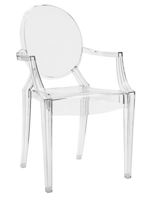 Child Size Louis Ghost Chair