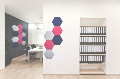 Hexagon Office 3