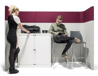 Acoustic Pod 4 Services C