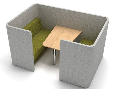 Den Dining Booth