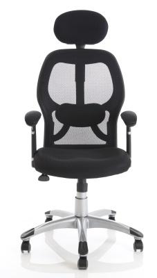 Ergotron Chair Front View