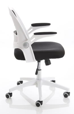 Context Mesh Chair Side View
