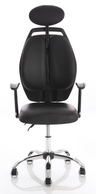 Spire Ergonomic Chair Front View