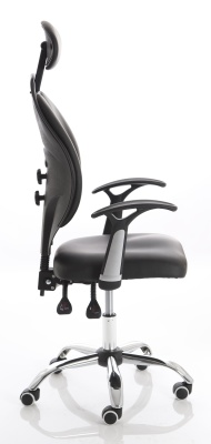 Spire Ergonomic Chair Side View
