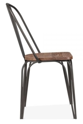 Lorina Side Chair Side View