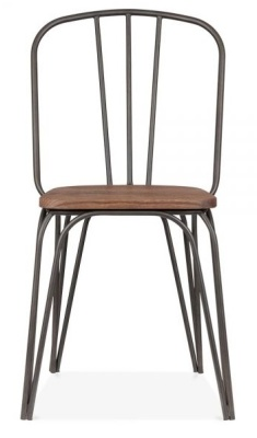 Lorina Bside Chair Front View