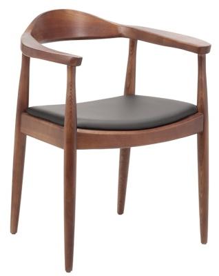 Kennedy Chair Walnut Frame