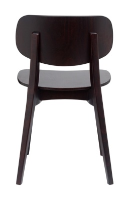Geko Dining Side Chair Rear View