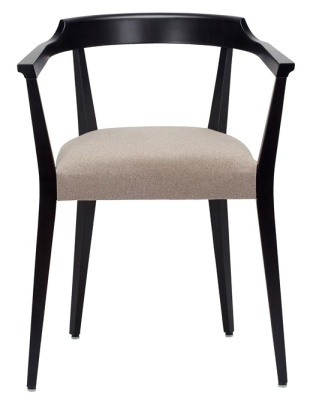 Lako Dining Astrmchair Front View