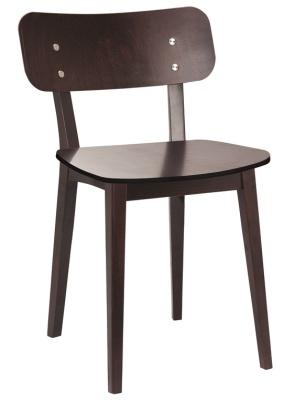 Lanciano Chair In Walnut