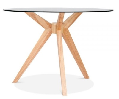 Valentino Table Natural Finish 2