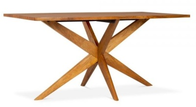Kashmir Mango Rectangular Dining Table 2