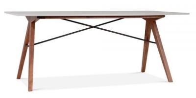 Track Designer Table Grey Top