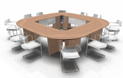 Select Large Square Table No Desktop Module