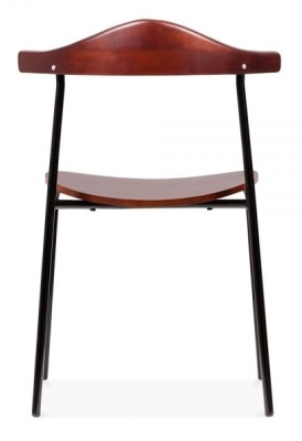 Alisa Dining Chair Rear View