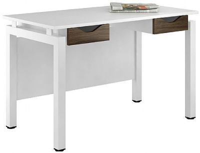 UCLIC Engage Reflections Double Drawer Desk