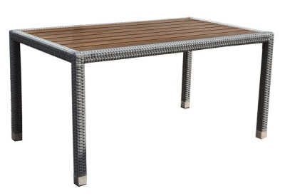 Cuba Table With Plaswood Top