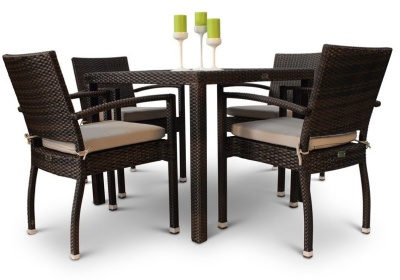 Orion Four Person Armchair Dining Et 2