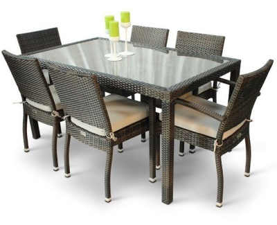Orion Six Person Dining Set