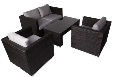 Oscar Weave Sofa Set