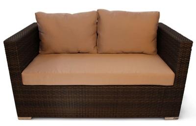 Oscar Weave Two Seater Sofa 1