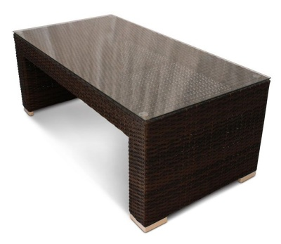Cuba Rattan Coffee Table 2