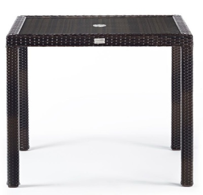 Oscar Outdoor Weave Square Table