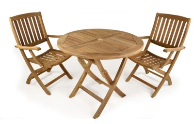 Chatham Two Person Outdoor Dining Set