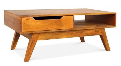 Beck Solid Mango Coffee Table 2