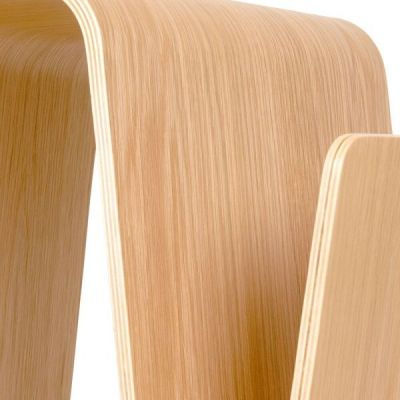 Madrid Bentwood Chair In Natural Detail Shot