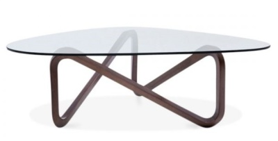 Affinity Glass Coffe Table H2
