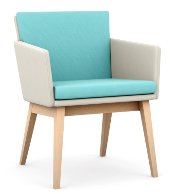 Sapphire Designer Armchair 1