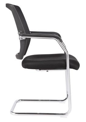 Regatta Chair Bhack Mesh Side View