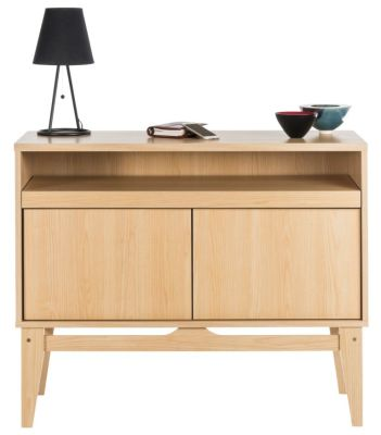 Eden Contemporary Bureau Showing ASh Doors