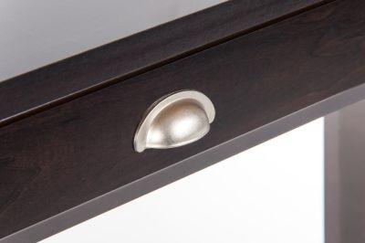 Jamocha Wood Study Desk Detail