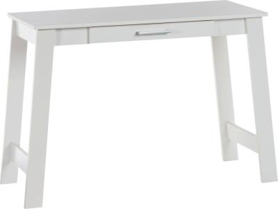 Kaluga Soft White Terstle Desk