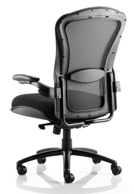 Strada Mesgh Chair Rear Angle