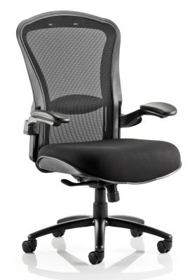 Strada Mesh Chair Front Angle