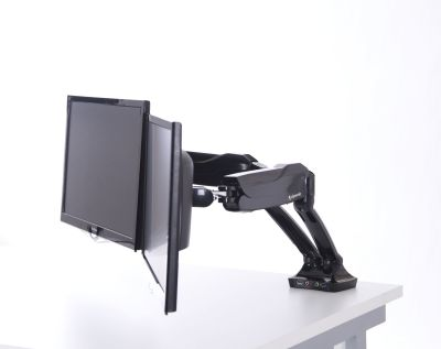 Consort Dual Monitor Arm 2