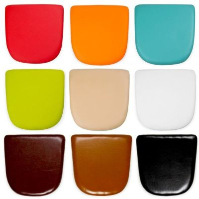 Faux Leather Seat Pads For Xavier Pauchard Chairs