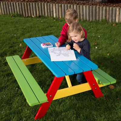 Oasis Primery Picnic Table V2