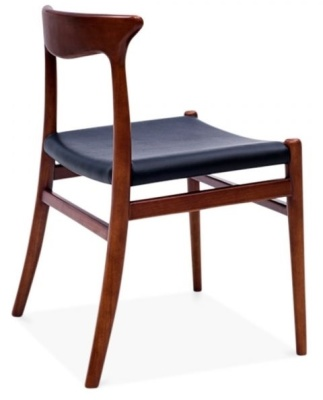 Duke Dining Chairs Rear Anmgle View