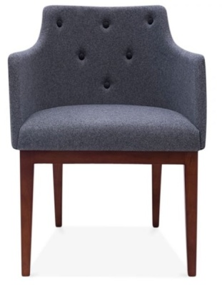 Jolly Armchair In Great Front View