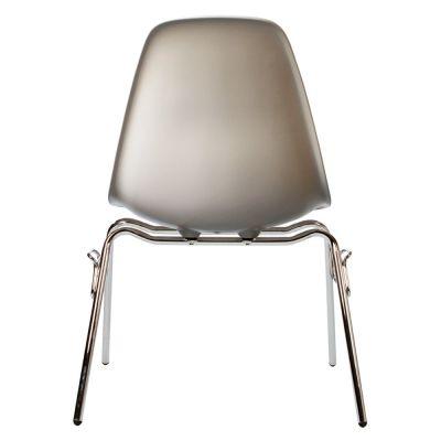 Eames Dss Chair In Beige Rear View