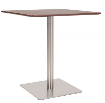 Curzon Stainless Steel Cafe Table 1