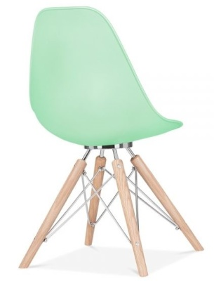 Acona Chair Rea Angle Pastel Green