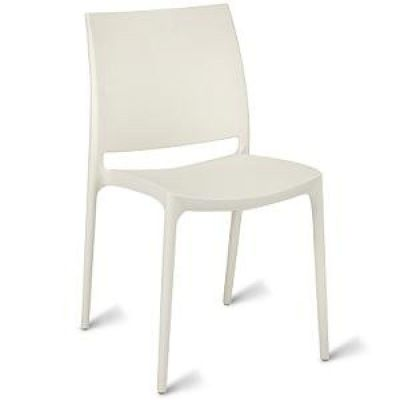 Maya Chair In White