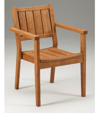 Byson Stacking Armchair 1
