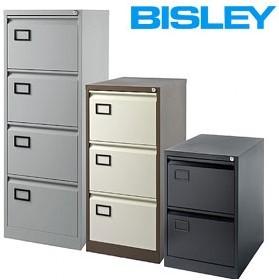 Bisley Metal Filing Cabinets